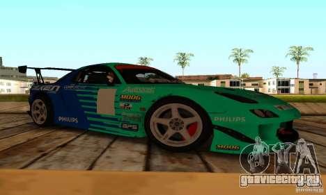 Mazda RX7 Falken edition для GTA San Andreas вид слева