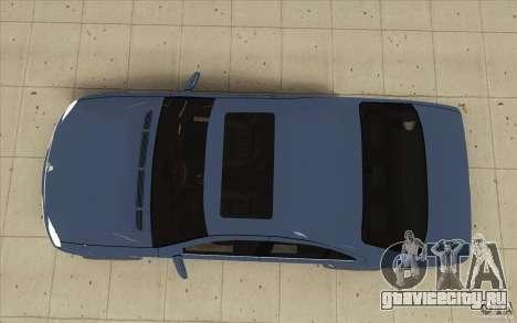 Mercedes-Benz S-Klasse для GTA San Andreas вид справа