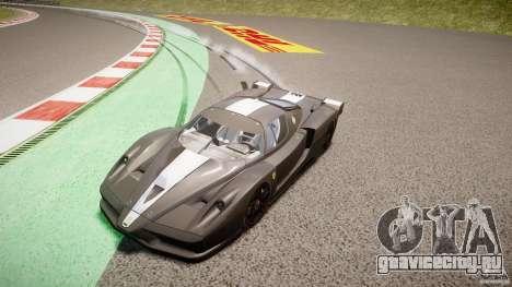Ferrari FXX для GTA 4 колёса