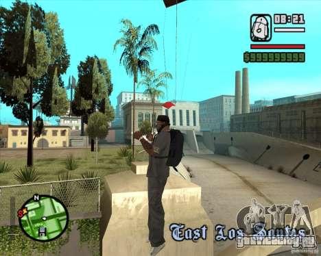 School mod для GTA San Andreas четвёртый скриншот