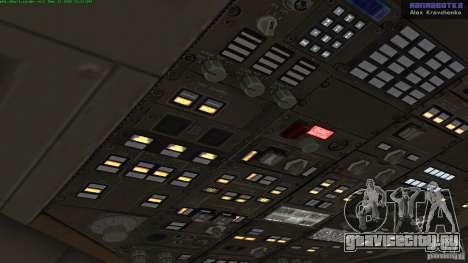 Boeing 757-200 Final Version для GTA San Andreas вид сзади