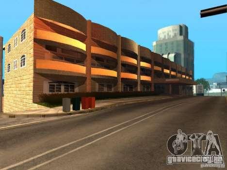 New Mullholland - Новая улица Мулхолланд для GTA San Andreas второй скриншот