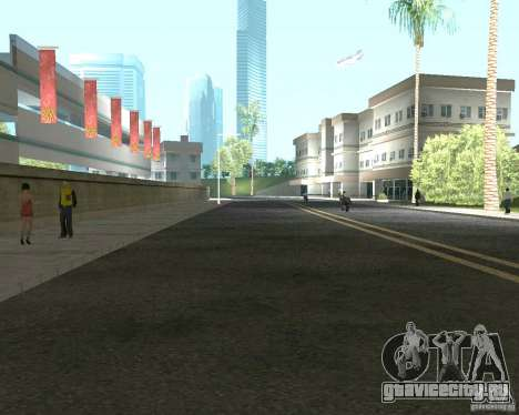Новые текстуры VC для GTA UNITED для GTA San Andreas третий скриншот