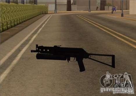 Пак Отечественного Оружия Версия 6 для GTA San Andreas шестой скриншот