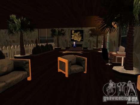 Клуб на воде для GTA San Andreas четвёртый скриншот