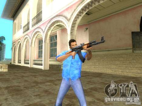 New Reality Gameplay для GTA Vice City десятый скриншот