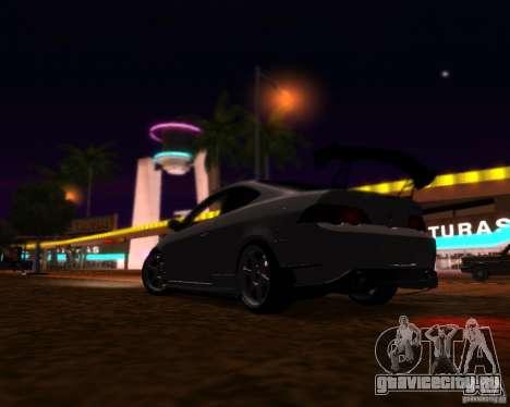 Enb series by LeRxaR для GTA San Andreas седьмой скриншот