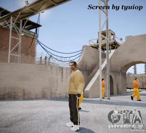Prison Break Mod для GTA 4