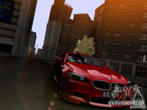 Realistic Graphics HD 3.0 для GTA San Andreas третий скриншот