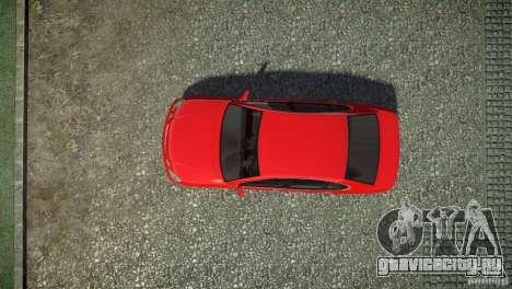 Toyota Aristo для GTA 4 вид сзади