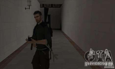 Sam Fisher для GTA San Andreas
