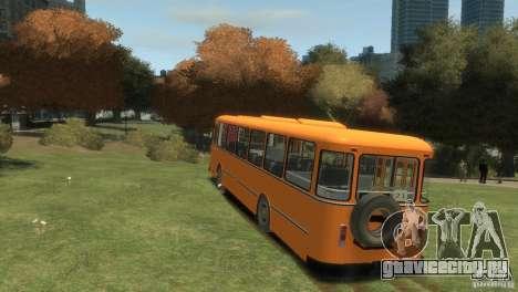 ЛиАЗ 677 для GTA 4 вид слева