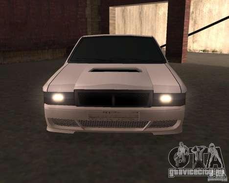 Taxi Cabrio для GTA San Andreas
