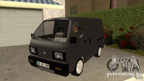 Suzuki Carry Blind Van 1.3 1998 для GTA San Andreas