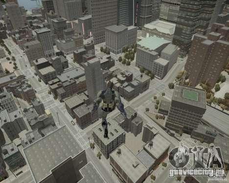 Batman: The Dark Knight для GTA 4 седьмой скриншот