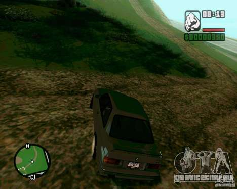 BMW M3 E30 Sport Evolution для GTA San Andreas вид слева