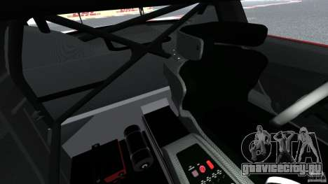 Mercedes-Benz SLS AMG GT3 2011 v1.0 для GTA 4 вид изнутри