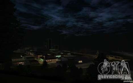 Timecyc для GTA San Andreas двенадцатый скриншот