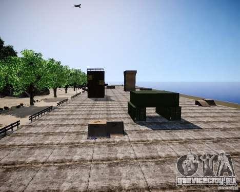LC Crash Test Center для GTA 4 шестой скриншот
