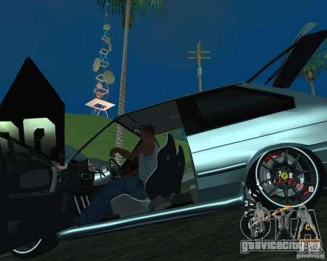 ВАЗ 2113 Ferarri для GTA San Andreas вид справа