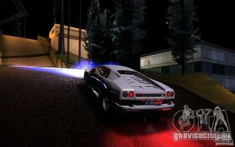 ENBSeries by Gasilovo v3 для GTA San Andreas третий скриншот
