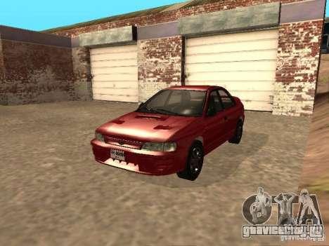 Subaru Impreza WRX STI 1995 для GTA San Andreas