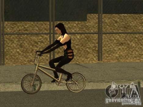 Girls from ME 3 для GTA San Andreas восьмой скриншот