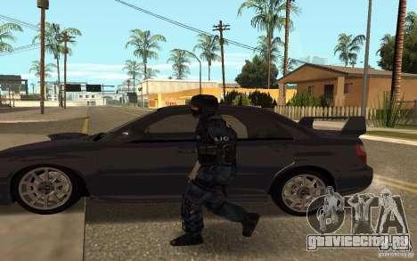 Alternative urban для GTA San Andreas пятый скриншот