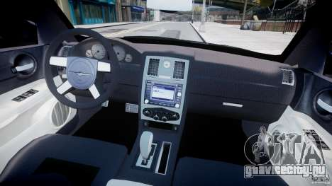 Chrysler 300C SRT8 Tuning для GTA 4 вид справа