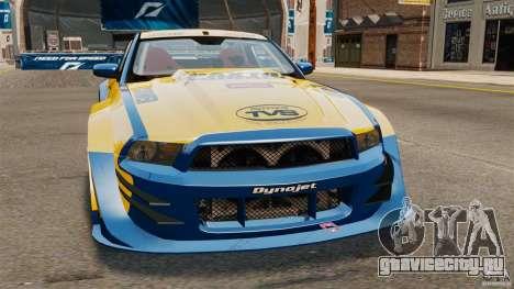 Ford Mustang 2010 GT1 для GTA 4