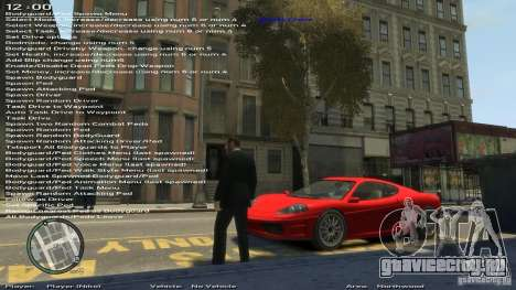 Simple Trainer Version 6.3 для 1.0.1.0 - 1.0.0.4 для GTA 4