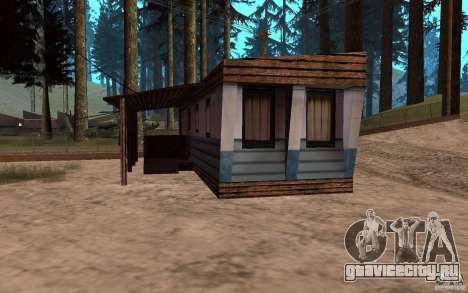 Новый трейлерный городок для GTA San Andreas третий скриншот