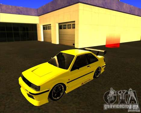GTA VI Futo GT custom для GTA San Andreas