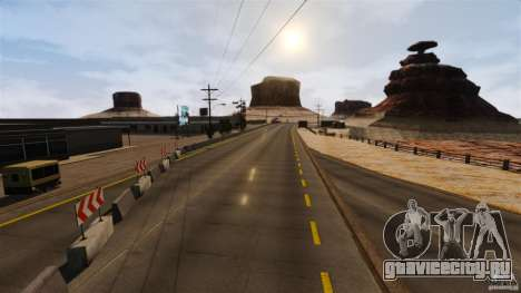 Ambush Canyon для GTA 4 четвёртый скриншот