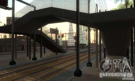 Russian Rail v2.0 для GTA San Andreas шестой скриншот