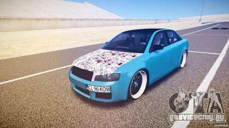 Audi S4 Custom для GTA 4
