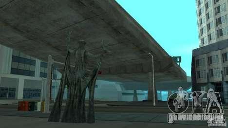 Статуя из Skyrim для GTA San Andreas второй скриншот