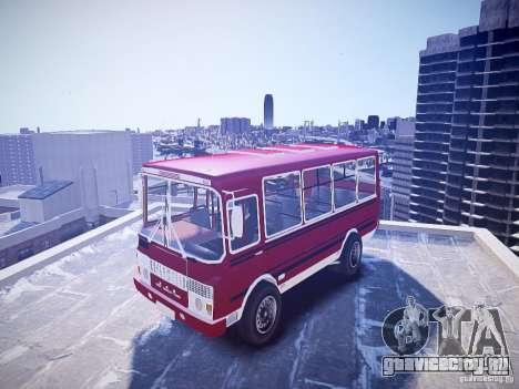 ПАЗ 3205 для GTA 4