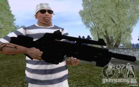 Оружие из F.E.A.R. для GTA San Andreas шестой скриншот