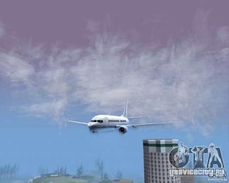 ENBSeries для слабых PC для GTA San Andreas пятый скриншот