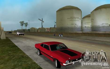 Ford Maverick GT 1975 для GTA Vice City