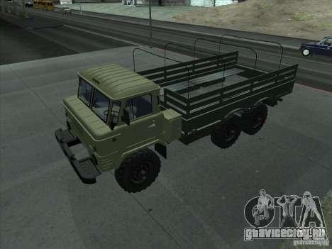 ГАЗ 34 для GTA San Andreas вид справа