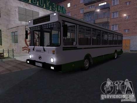 ЛиАЗ 5256 Пригородный для GTA San Andreas