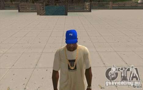 Кепка intel для GTA San Andreas второй скриншот