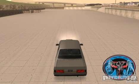 Speedo Skinpack SKULL для GTA San Andreas второй скриншот
