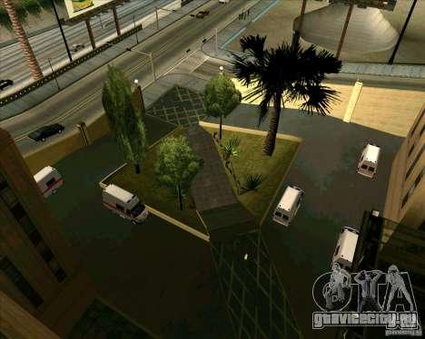 Припаркованый транспорт v3.0 - Final для GTA San Andreas восьмой скриншот