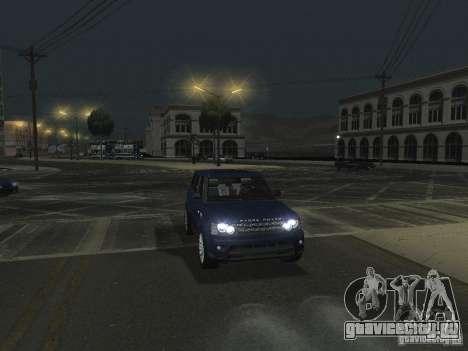 ENBSeries v 2.0 для GTA San Andreas восьмой скриншот