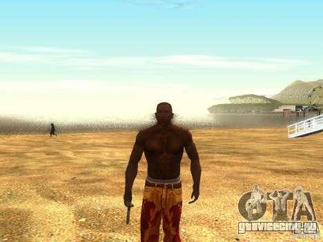 Крики чаек на пляже для GTA San Andreas