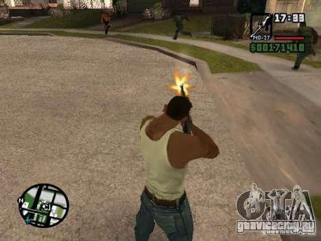 ID из CS 1.6 для GTA San Andreas второй скриншот