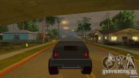 Gurkha LAPV для GTA San Andreas вид справа
